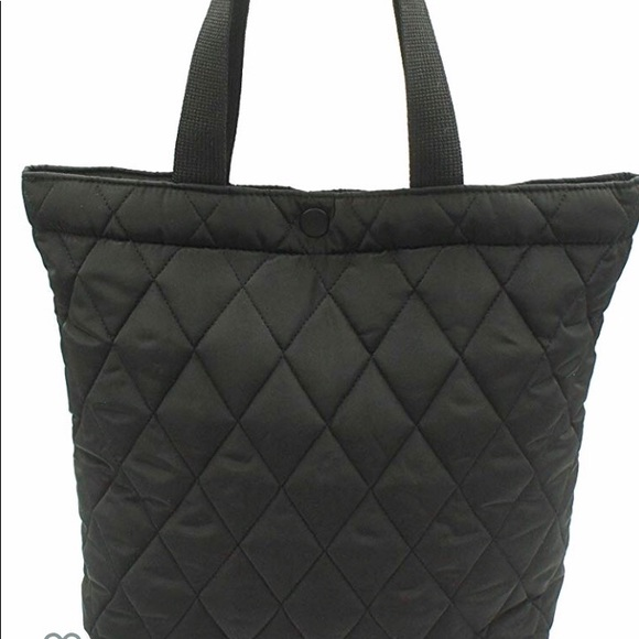 Novely Quilted Tote bag
